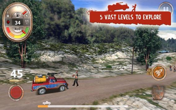 Zombie Derby screenshot 12