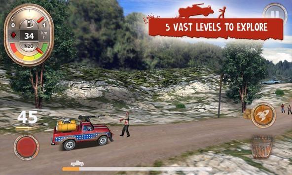Zombie Derby screenshot 2
