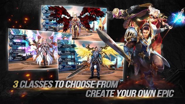 Goddess: Primal Chaos screenshot 1
