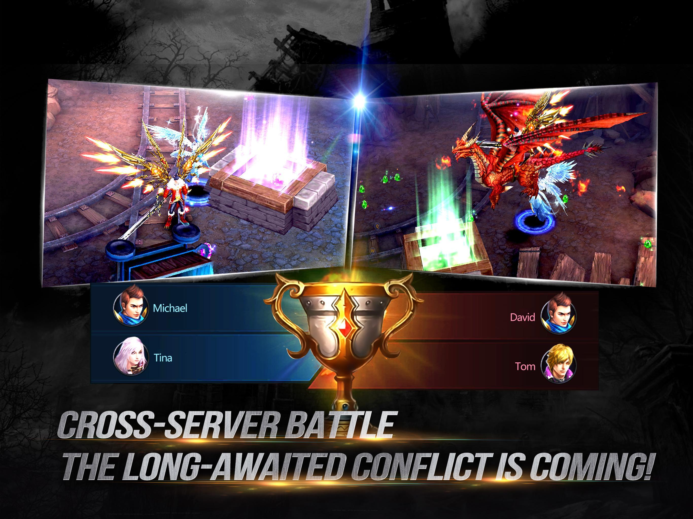 Goddess: Primal Chaos for Android - APK Download