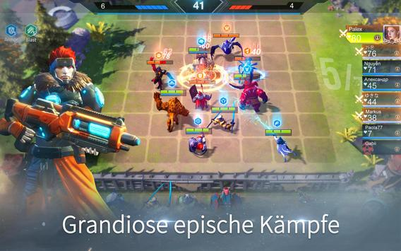 Arena of Evolution: Red Tides Screenshot 8