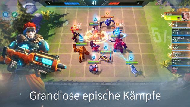 Arena of Evolution: Red Tides Screenshot 3