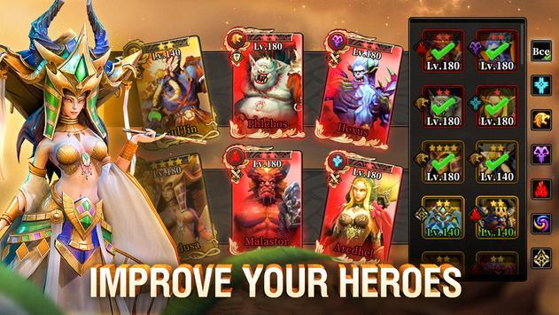 Idle Arena: Evolution Legends screenshot 4