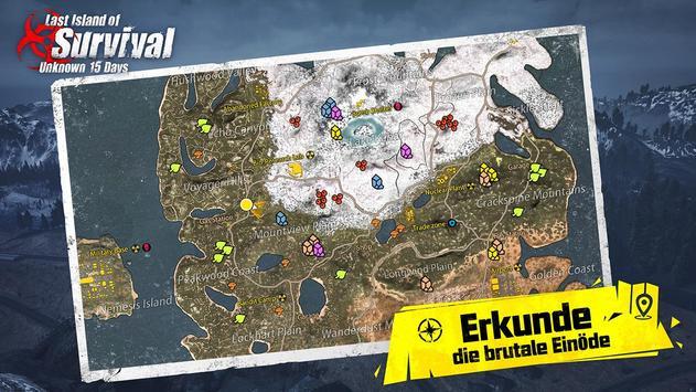 Last Island of Survival: Unknown 15 Days Screenshot 6