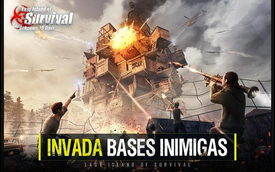 Last Island of Survival: Unknown 15 Days imagem de tela 10