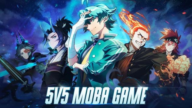 Extraordinary Ones: Anime-style 5V5 MOBA Cartaz
