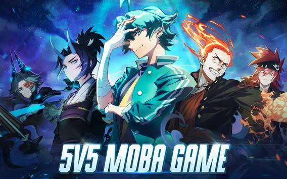 Extraordinary Ones: Anime-style 5V5 MOBA imagem de tela 14