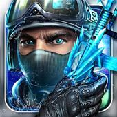 Install Game Action android Crisis Action-Best Free FPS terbaru