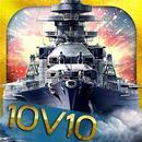 King of Warship: 10v10 Naval Battle APK