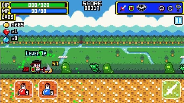 Hero Knight screenshot 16