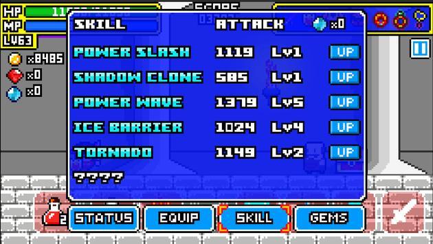 Hero Knight screenshot 21