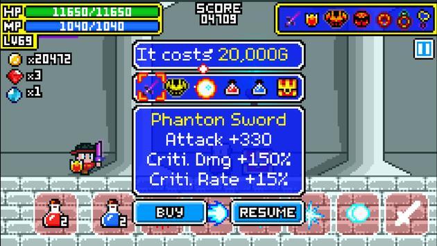 Hero Knight screenshot 22