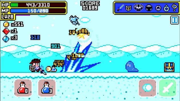 Hero Knight screenshot 2