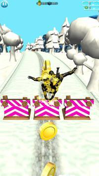 Subway Hero Ninja -Temple Surf screenshot 1