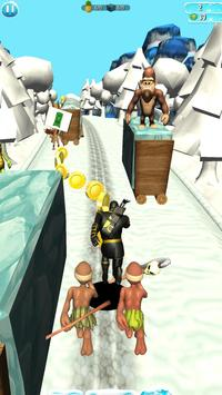 Subway Hero Ninja -Temple Surf screenshot 2