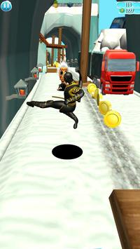 Subway Hero Ninja -Temple Surf screenshot 7