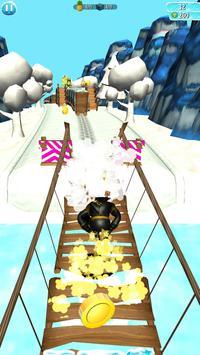 Subway Hero Ninja -Temple Surf screenshot 4