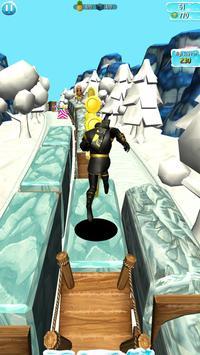 Subway Hero Ninja -Temple Surf screenshot 5