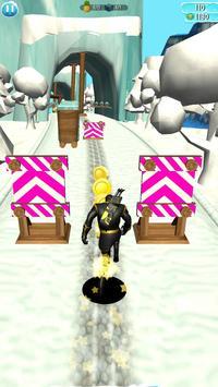 Subway Hero Ninja -Temple Surf screenshot 6