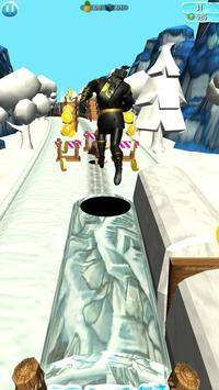 Subway Hero Ninja -Temple Surf screenshot 9