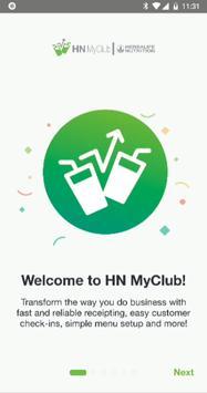 HN MyClub screenshot 1
