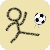 Kick Ball (AR Soccer) icon