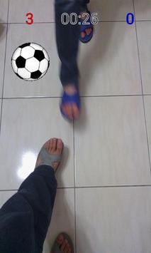 Kick Ball (AR Soccer) screenshot 3
