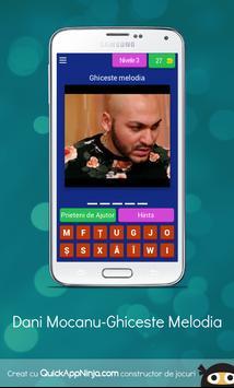 Dani Mocanu-Ghiceste Melodia screenshot 3