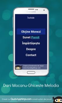 Dani Mocanu-Ghiceste Melodia screenshot 6