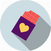 Chocolate Day Stickers - WAstickers icon