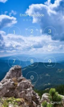 Landscape Lock Screen 4K screenshot 5