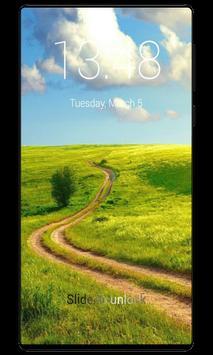 Landscape Lock Screen 4K screenshot 10