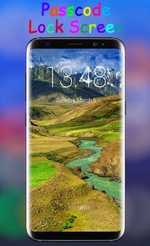 Landscape Lock Screen 4K screenshot 1