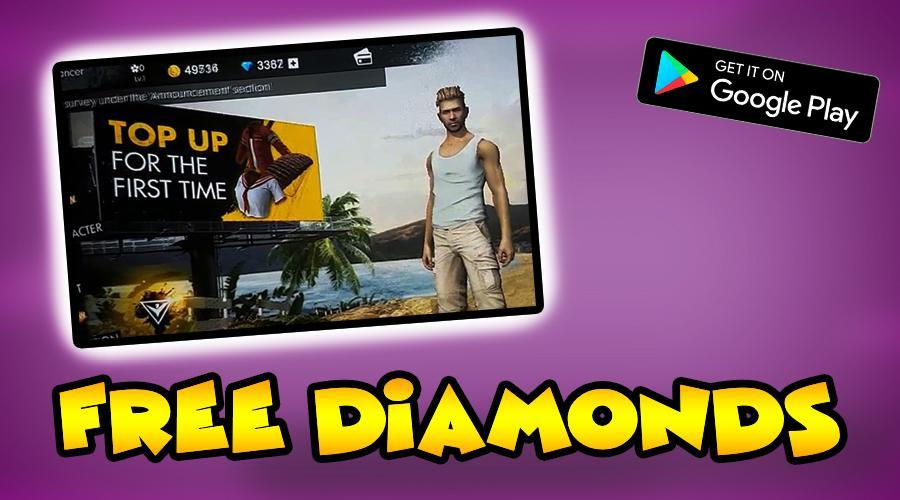 Free Diamond for Free Fire Tips Special - 2019 for Android