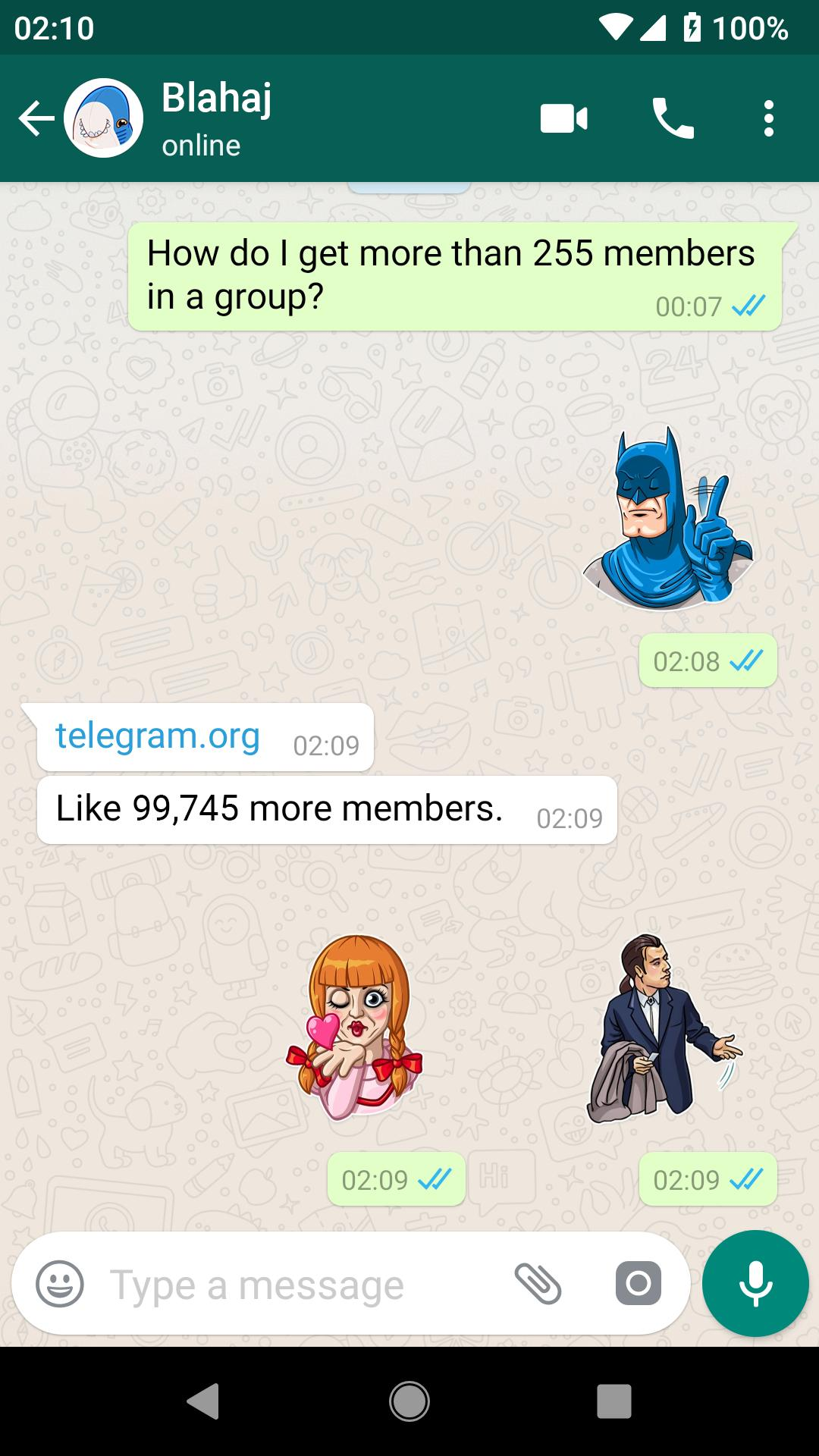 How To Download Movies From Telegram Group