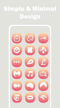 Sunrise Gradient - Icon Pack screenshot 1