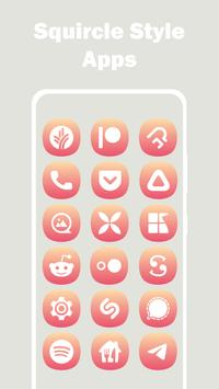 Sunrise Gradient - Icon Pack screenshot 2
