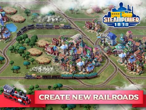SteamPower 1830 Railroad Tycoon screenshot 6