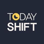 Today Shift アイコン