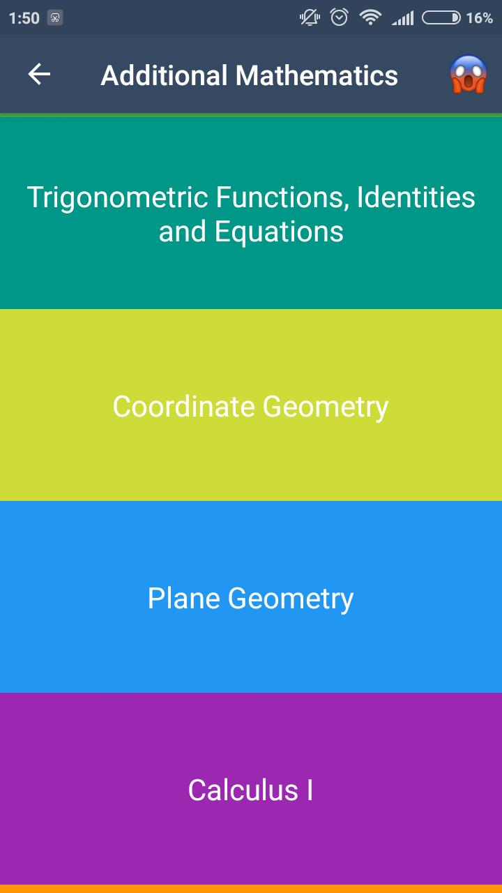 GCE Exam Prep - Maths for Android - APK Download