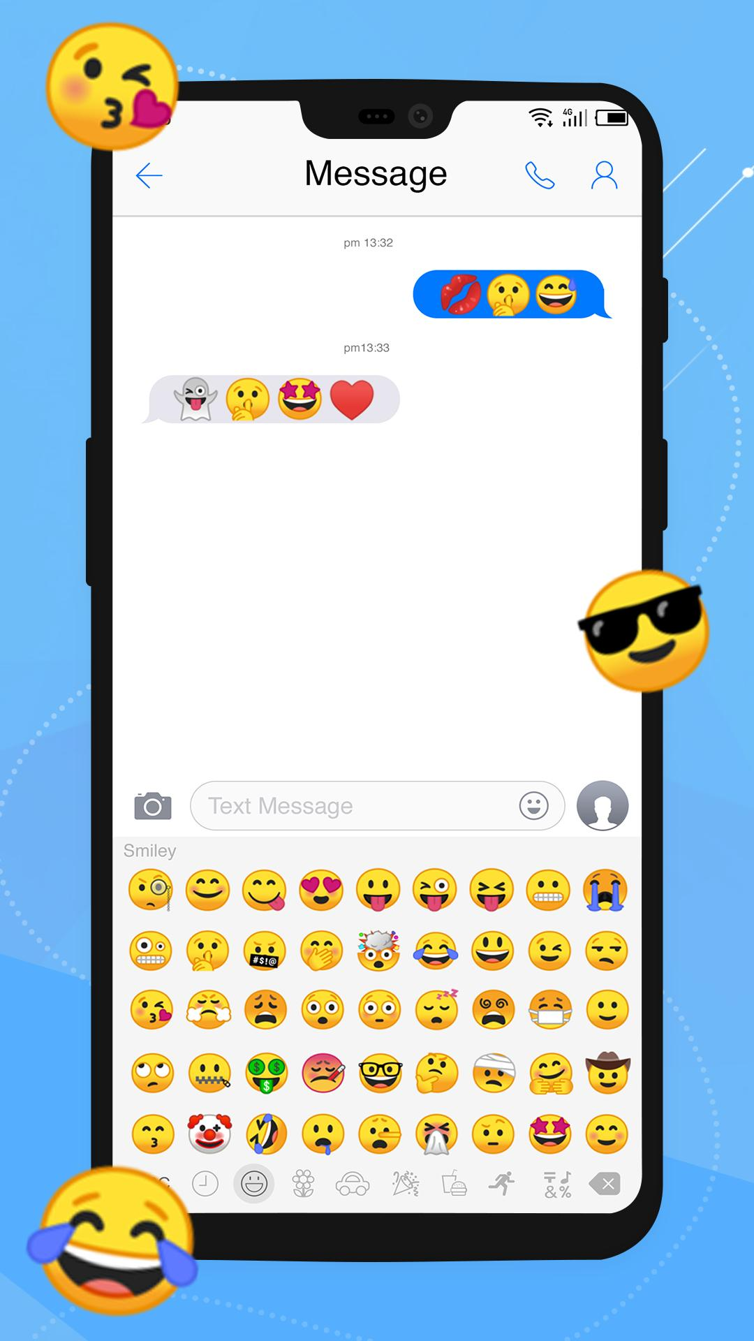 One Messenger 7 - SMS, MMS, Emoji for Android - APK Download