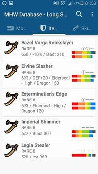 3 Schermata Games Database - MHW