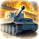 1944 Burning Bridges - a WW2 Strategy War Game APK