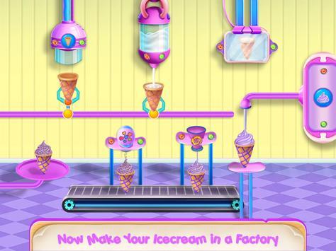 Icecream Cone Cupcake Baking Maker Chef screenshot 9