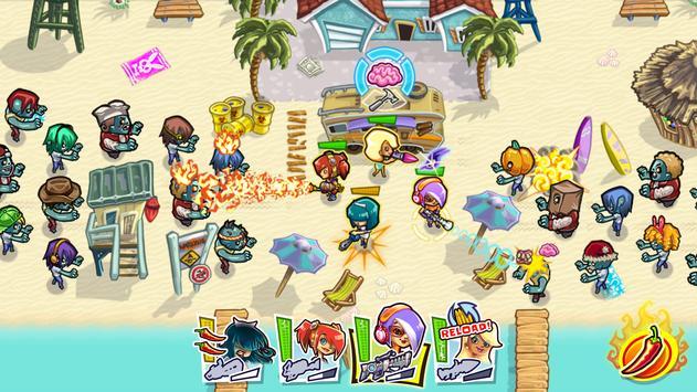 Guns'n'Glory Zombies screenshot 5