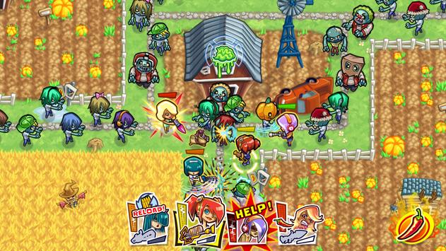 Guns'n'Glory Zombies screenshot 3