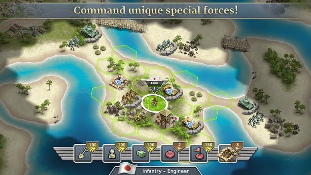 1942 Pacific Front - a WW2 Strategy War Game screenshot 17