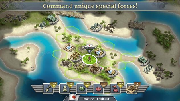 1942 Pacific Front - a WW2 Strategy War Game screenshot 10