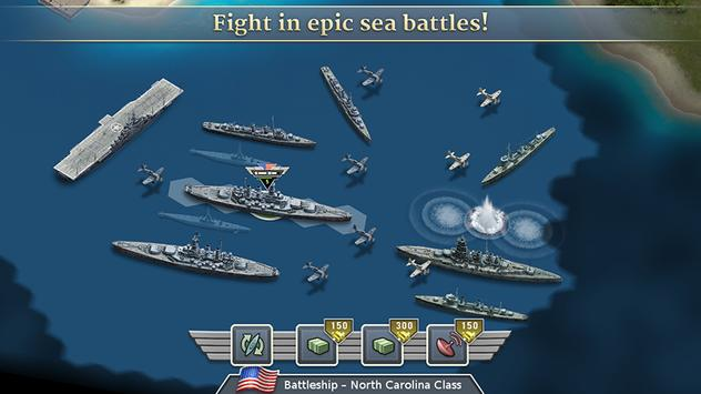 1942 Pacific Front - a WW2 Strategy War Game screenshot 2