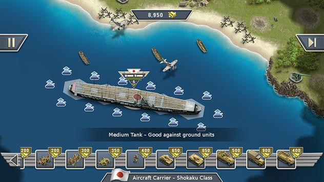 1942 Pacific Front - a WW2 Strategy War Game screenshot 6